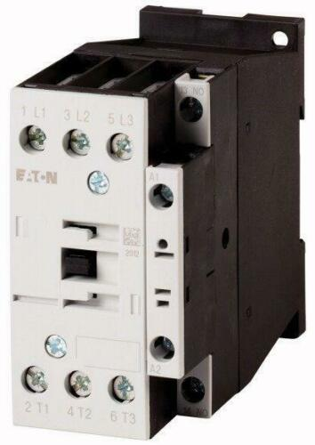 75kW//400V AC 380V50//60HZ EATON Electric Leistungsschütz DILM17-10