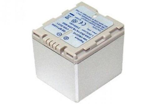 sdr-h288gk Batería 2160mah para Panasonic sdr-h200 sdr-h20 sdr-h250 sdr-h280