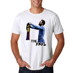 T Shirt For Messi Fans New Epic Celebration Barcelona Tshirt Jersey