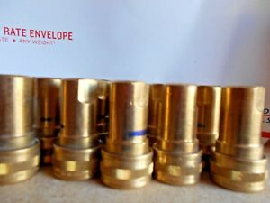 Foster H3B Npt Brass Quick Disconnect Socket 3//8in Hydraulic Fitting