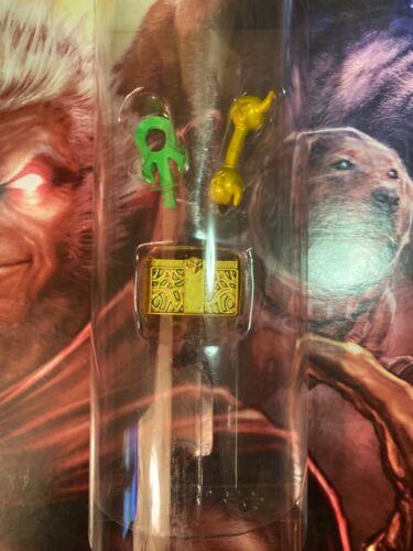 SDCC Marvel THE COLLECTOR VAULT 3 TREASURES WAND OF WATOOMB ZODIAC KEY /& CASKET