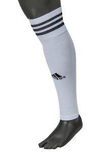 Adidas-Team-Sleeve-18-Soccer-Stocking-Pairs-Socks-White-Sports-Knee-Sock-CV3597