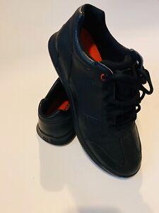 Shoes-for-Crews-Men-039-s-Freestyle-II-Slip-Resistant-Food-Service-Black-Size-9