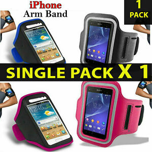 Quality Sports Armband Gym Running Workout Phone Case✔Sony Xperia E5