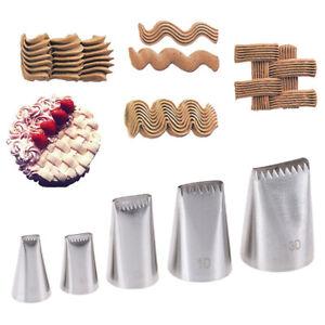 5-puntas-de-tejido-de-cestas-boquilla-de-tubo-de-hielo-tubo-de-acero-inoxidabEE
