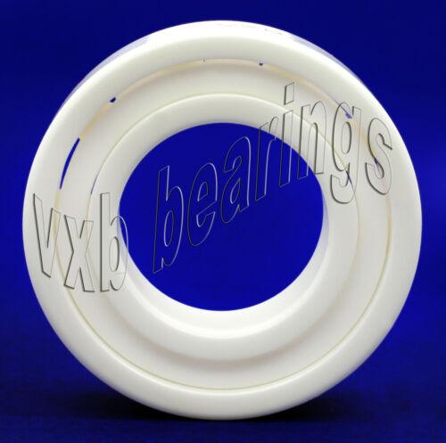 6207-2RS Full Ceramic Sealed Bearing 35x72x17 ZrO2 Ball Bearings 16343