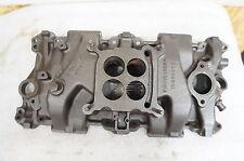 1965 Corvette 327 300hp IRON factory original 4bbl intake manifold Chevy H-24-5