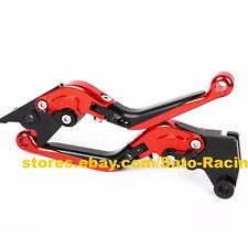 For BAJAJ Pulsar 200 NS (All Years) Adjust Folding Extending Brake Clutch Levers