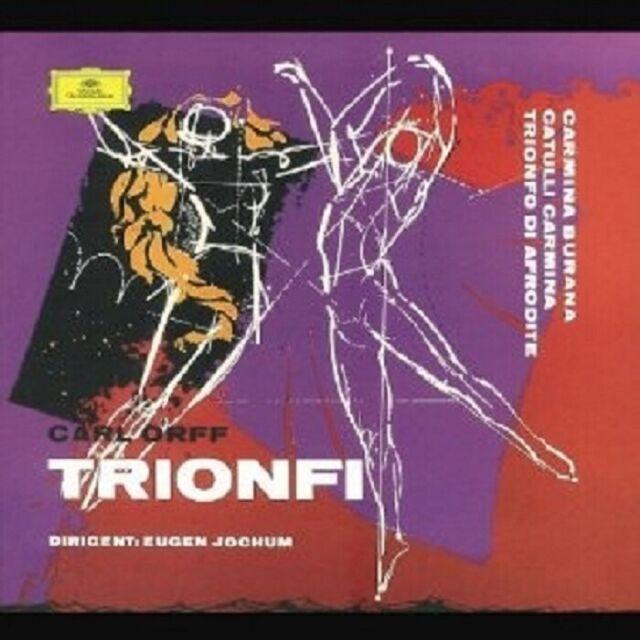 ELISABETH/JOCHUM,EUGEN/SOBR/+ LINDEMEIER - TRIONFI 2 CD NEU