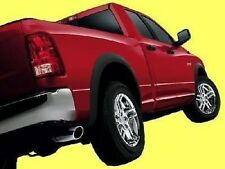 SMOOTH ABS FENDER FLARES for DODGE RAM 1500 2009-2016 MODELS NEW