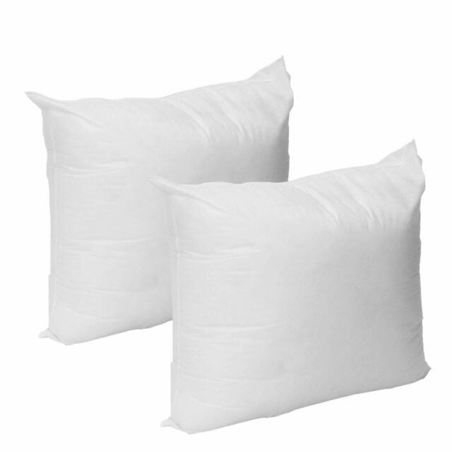 "26/"" X 26/"" Sham Stuffer Square Pillow Form Insert Polyester,Standard IZO"