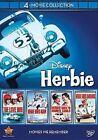 Disney Herbie 4-movie Collection (again Monte Bananas Love Bug) Region 1 DVD