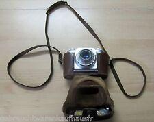 Analog Kamera Beirette mit Ledertasche