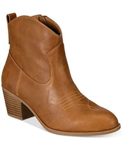 Style & Co Mandyy Booties Coffee Size 9M