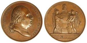Acheter Pas Cher Médaille Naples 1820 Naissance Fils De Maria Carolina Q. Fdc R3 # Pf § M327