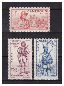 CAMEROUN-N-197-199-3-VALEURS-NEUVES-SUPERBE