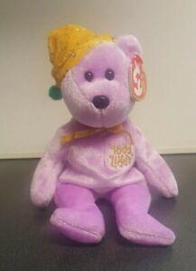 Ty Beanie Baby Jokester - MWMT (Bear Internet Exclusive 2005)