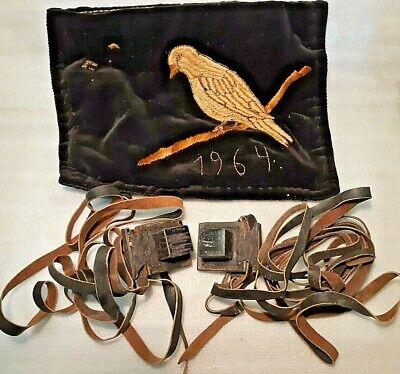 Jewish Star of David symbol Drawstring String Bag Backpack Black