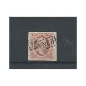 Nederland-2-plt-X-85-randzegel-VFU-gebr-CV-45