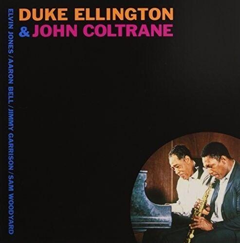 Duke Ellington & John Coltrane [New Vinyl LP] UK - Import