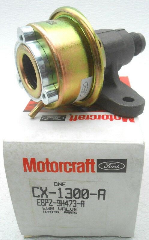 OEM Ford E5PE-9H473-A4A EGR Valve OUT OF BOX NEW