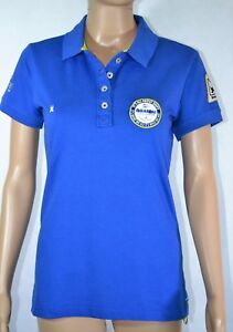 Gaastra Womens Shirt Sailing Blue Loading Polo Bnwt Team Image Is RxIgv6q