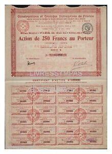 ACTION-250-FR-CONSTRUCTIONS-ET-GRANDES-ENTREPRISES-FRANCE-1919
