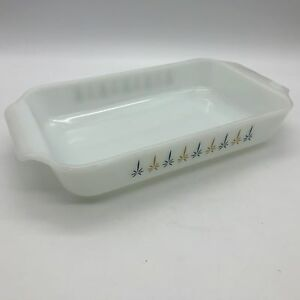 Vintage-Anchor-Hocking-Fire-King-Candle-Glow-432-Baking-Dish