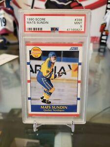 1990-Score-Mats-Sundin-Rookie-Card-PSA-9-MINT