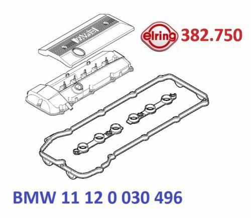 BMW Ventildeckeldichtung Set ELRING 382.750 BMW 11120030496