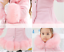 Kids-Girls-Winter-Quilted-Coat-Jacket-Puffer-Faux-Fur-Hooded-Long-Coat-New-Parka thumbnail 10