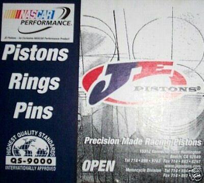 RZR800 800 RZR 800S JE PISTON PISTONS 3MM OVER 10.75:1