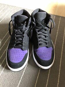 Nike Jordan Access Trainer Black/Purple