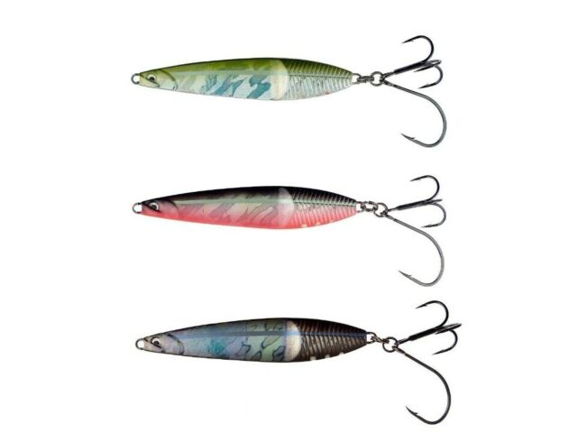 Savage Gear Seeker ISP Blade Shape Fishing Lure 87 mm 102 mm Various Colours