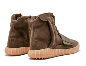 Yeezy Boost 750 Light Brown Gum Adidas Kanye West NEW NEW NEW Men & Women 3bddf5