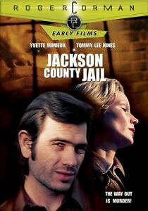 NEW-SEALED-DVD-Jackson-County-Jail-1976-Early-Tommy-Lee-Jones-Roger-Corman