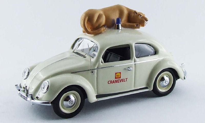 Volkswagen vw - käfer - zoo arhnem 1965 + löwe 1 43 modell rio4412p rio