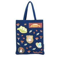 Studio Ghibli My Neighbor Totoro Japan Anime Icon Patch and embroidery Tote Bag