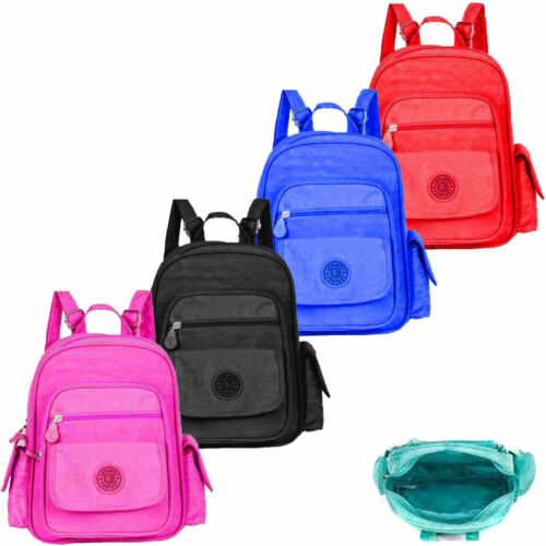 Fashion Unisex Mini Fabric Backpack Rucksack Girls School Bag College Shoulder G