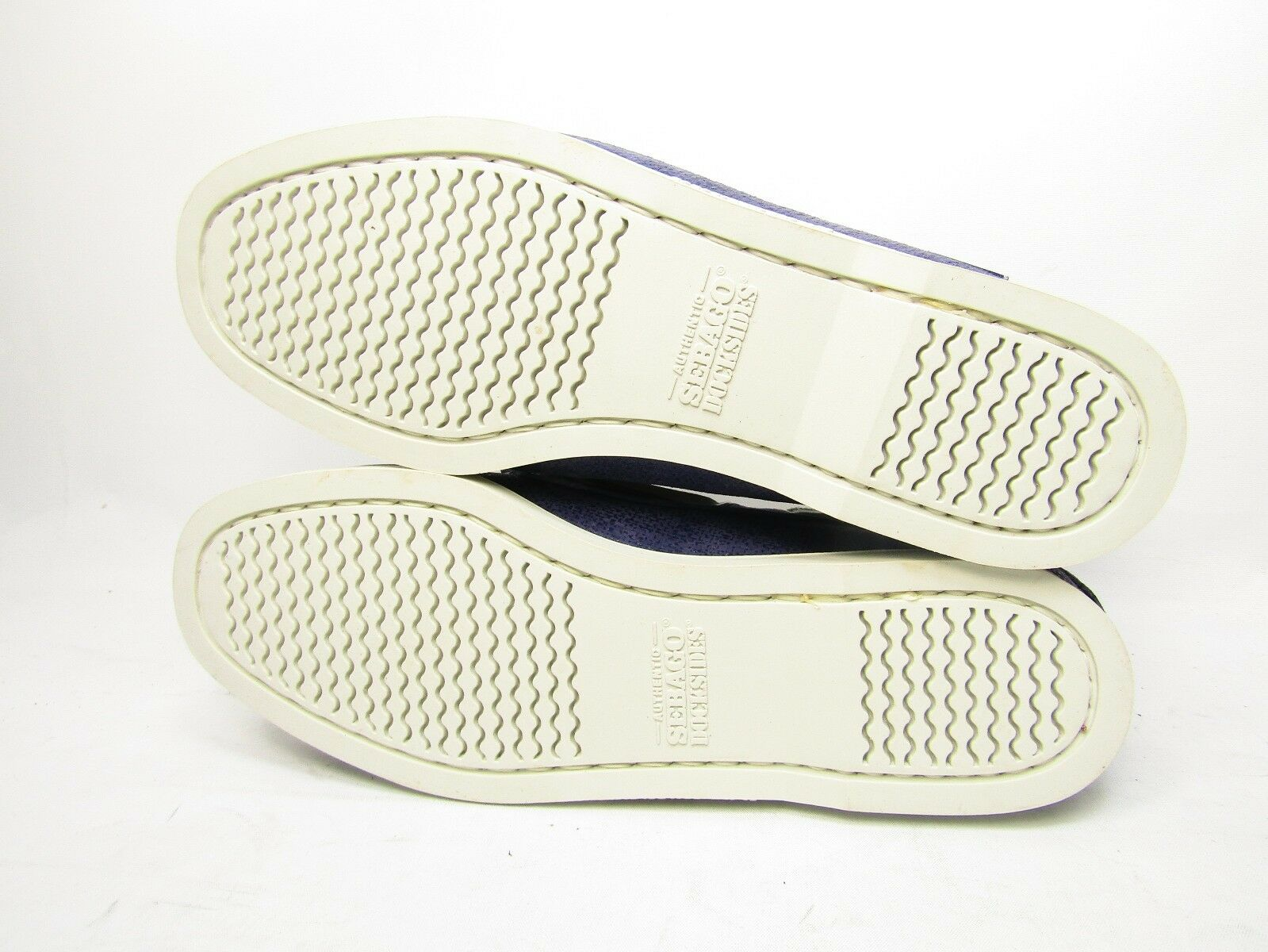 Sebago    Spinnaker  Boat  Women's shoes Carolina bluee Size 9M b47b8d