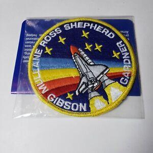 NASA-US-Space-Camp-Vintage-Patch-Emblem