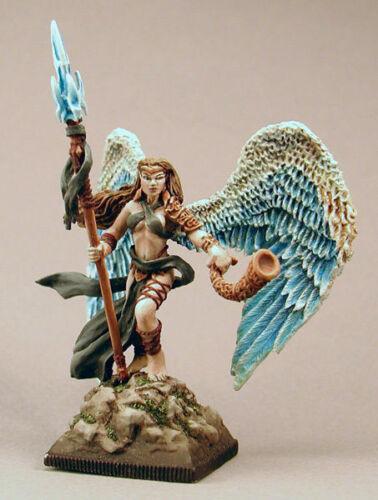 Valiant Miniatures 32mm Fantasy Winged Elf Kit# VEL1027 Avril