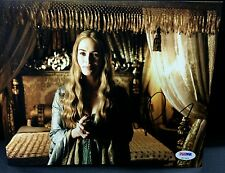 Lena Headey Cersei Lannister signed 8x10 photo PSA/DNA Game of Thrones