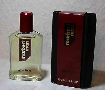 vintage Grundpreis100ml/133,-€ 30 Ml After Shave Marbert Man