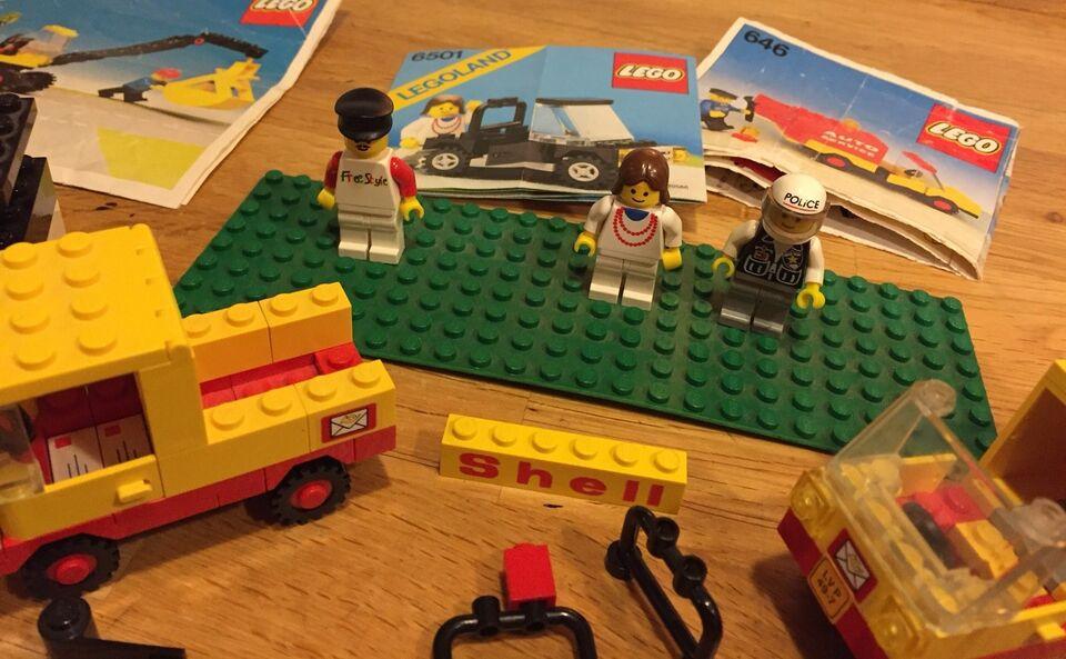 Lego City, Legoland, VINTAGE