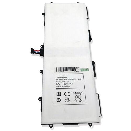 "Battery For Samsung Galaxy Tab 2 7.0/"" 10.1/"" GT-P3100 P5100 SP4960C3B SP3676B1A"