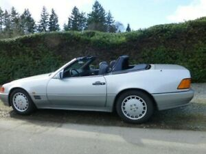 1990 Mercedes-Benz SL