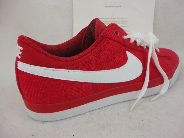 Nike Match Supreme TXT, Gym Red / White, 631657 610, Comfortable