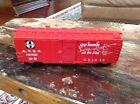 Vintage Life Like HO Scale A.T.S.F. 140185 Santa Fe Box Car
