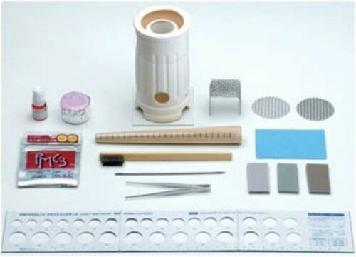 NEW MITSUBISHI MATERIALS 32254-161 PMC3 Silver mini pot starter kit clay art